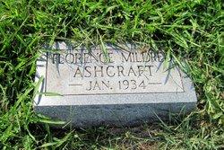 Florence Mildred Ashcraft