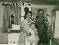 Bertha Isabell <i>Lindsey</i> Butler