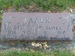 Carl Charles Baack