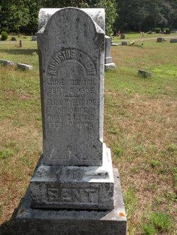 Augustus Curtis Bent