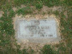 Harold R. Pete Bault