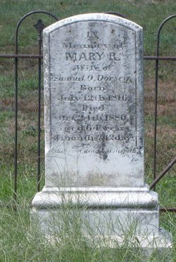 Mary Riggs <i>Griffith</i> Dorsey