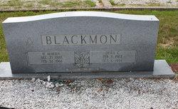 Henry Martin Blackmon