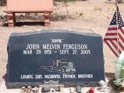 John Melvin Johnie Ferguson