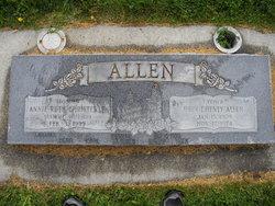 Annie Ruth <i>Christensen</i> Allen