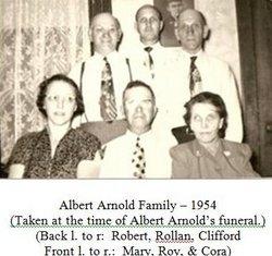 Clifford Walter Arnold