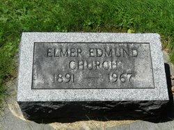 Elmer Edward Church