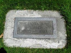 Laura <i>Bilderback</i> Church