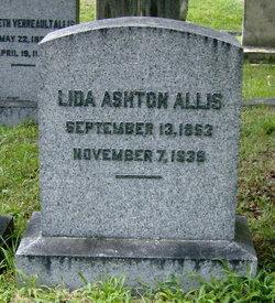 Lida Burton <i>Ashton</i> Allis
