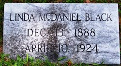 Linda Belle <i>McDaniel</i> Black