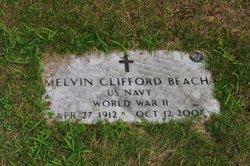 Melvin C Beach