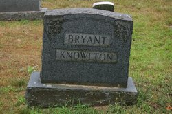 Rozillah Jane Nourse <i>Knowlton</i> Bryant