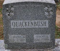 Jane Eliza <i>Fonda</i> Quackenbush