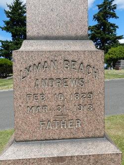 Lyman Beach Andrews