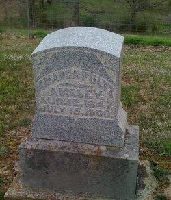 Amanda <i>Fultz</i> Amsley