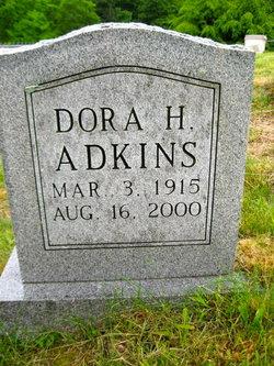 Dora <i>Honeycutt</i> Adkins