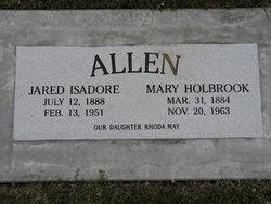 Mary Geneve <i>Holbrook</i> Allen