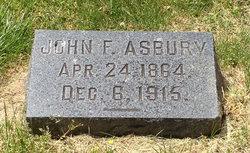 John F Asbury