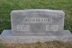 Blanche L. <i>Daughtrey</i> Adamson