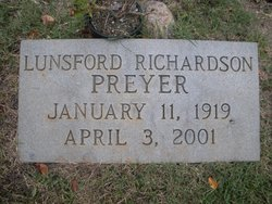 Lunsford Richardson Preyer