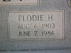 Flodie Bell <i>Holt</i> Bailey