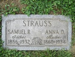 Samuel R Strauss