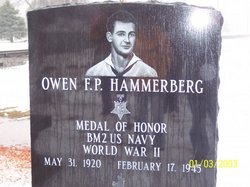 Owen Francis Patrick Hammerberg