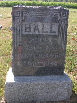 Mary Louella Mollie <i>Boatman</i> Ball