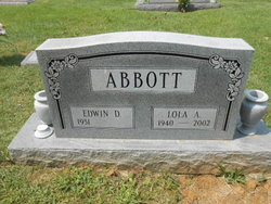 Lola Ann <i>Lanham</i> Abbott