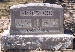 Laura Elizabeth <i>Blackstock</i> Arrowood