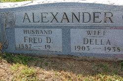 Della D. <i>Thurby</i> Alexander