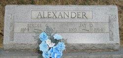 Jay D. Alexander