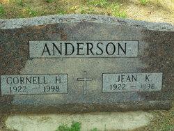 Jean Mae <i>Kunz</i> Anderson