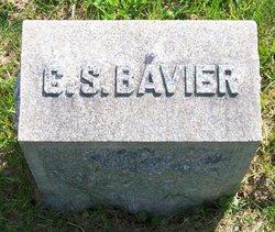 Charles Samuel Bavier