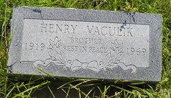 Henry Emil Vaculik