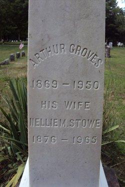 Arthur Groves, Jr