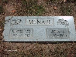 John Franklin Trogdon McNair