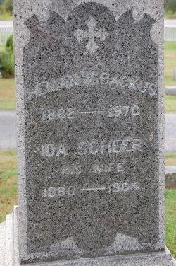 Dr Heman W. Backus