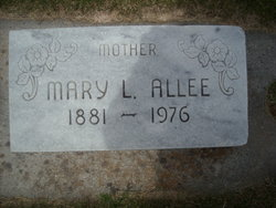 Mary L Allee