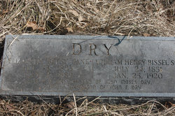 Elizabeth Betsy Jane Dry