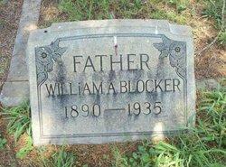 William Alfred Blocker