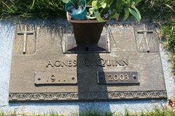 Agnes Christina <i>Christiansen</i> Quinn