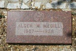 Alger W Medill