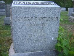 James K Bartleson
