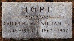 Catherine M Hope