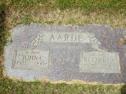 John C. Aarde