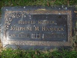 Josephine Marie <i>Pregent</i> Hamrick
