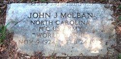 John J. McLean
