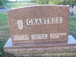 David M Crabtree