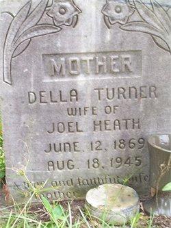 Della <i>Turner</i> Heath